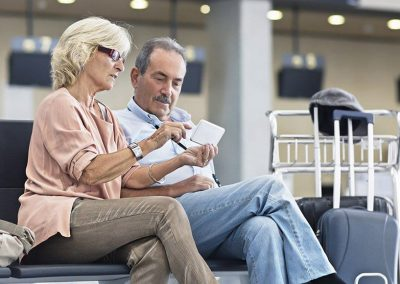 Traveling During the Holidays? Here's How to Stick to Your Routine.