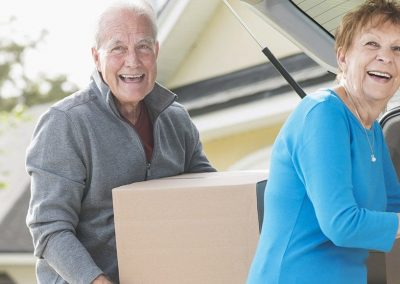 """Tips to """"Spring"""" into Downsizing"""