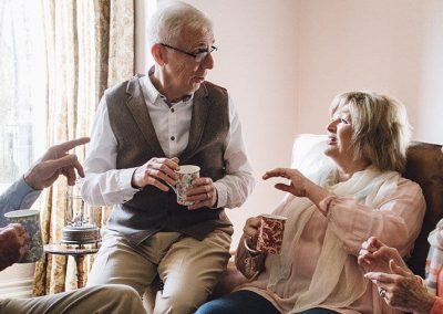 """Our Residents Explain What it Means to """"Engage at Every Age"""""""
