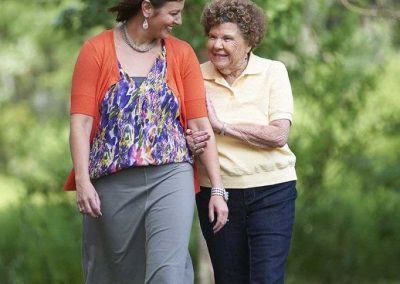 How Senior Living at The Village Helped My Mom