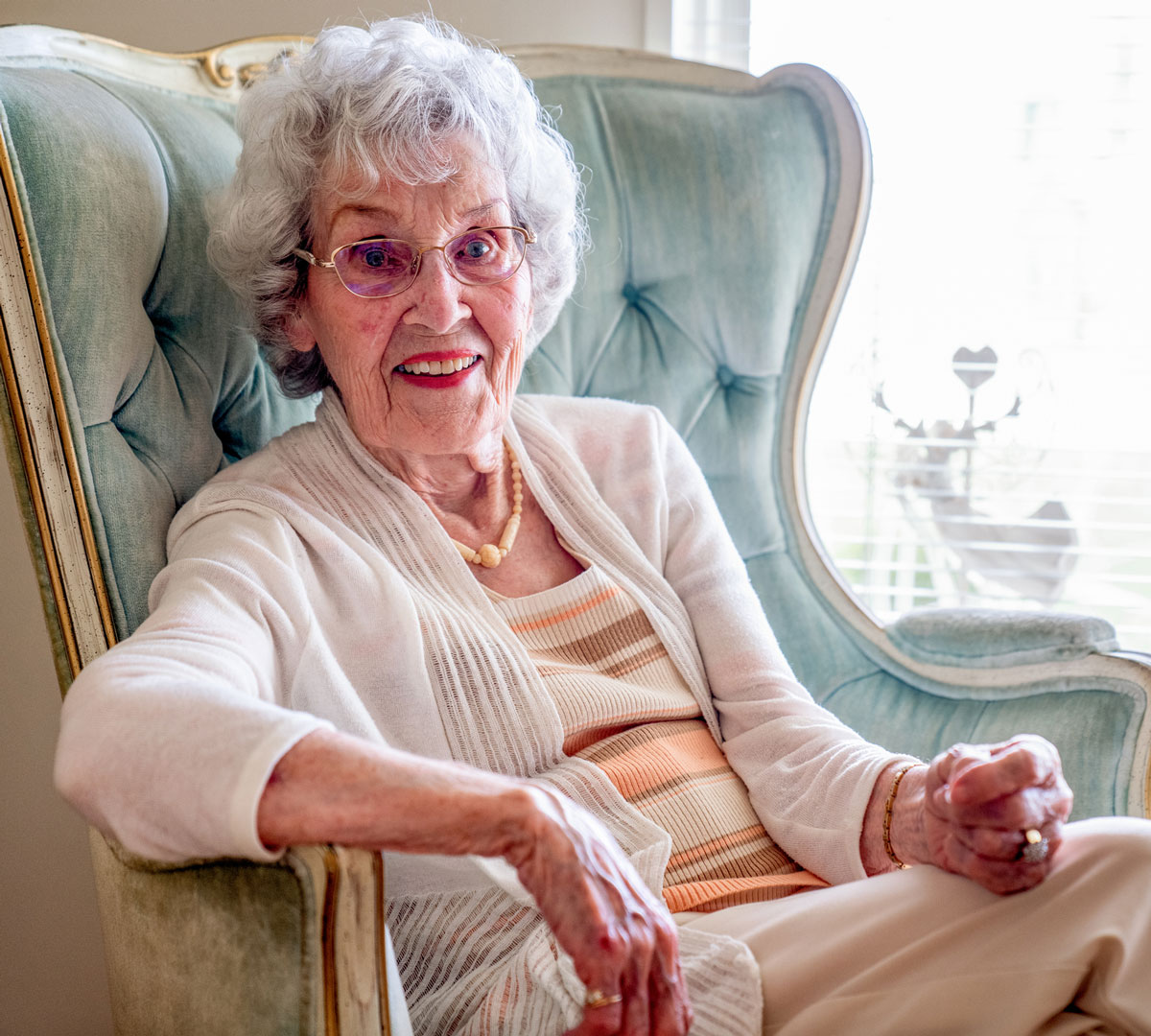 Laurel Square Memory Support Providing Comfort and Support