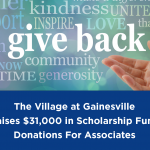 Give Back graphic